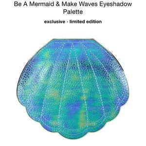 tarte be a mermaid & make waves eyeshadow palette